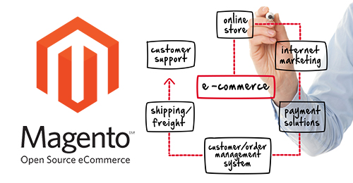 Site E-commerce Grenoble - Magento - drupal
